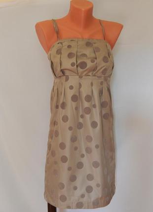 Летнее платье-сарафан vila (размер 36)