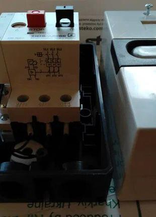 Устройство пуска и тепловой защиты электродвигателя STDT16