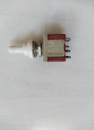 Тумблер ПТ6-13В