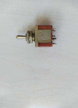 Тумблер ПТ6 - 13В