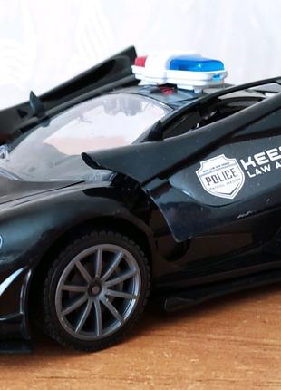 Поліцейська машинка з пультом / Полицейская машинка на пульте
