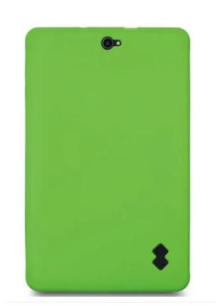 Чехол для планшета Nomi Silicone Plain case Nomi C10103 Green