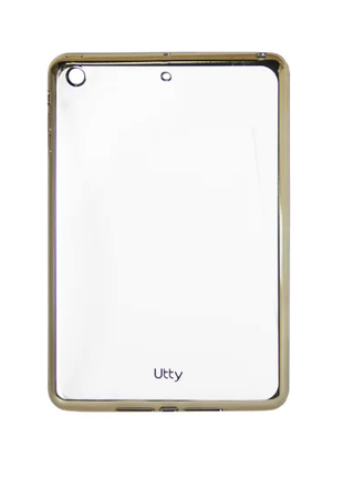Чехол для планшета Utty TPU iPad mini 2/3 Gold