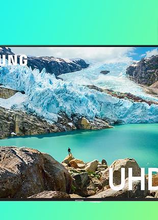 Телевизор Samsung 50дюймов/Smart TV/4K/Гарантия 1 год/Качество/Но