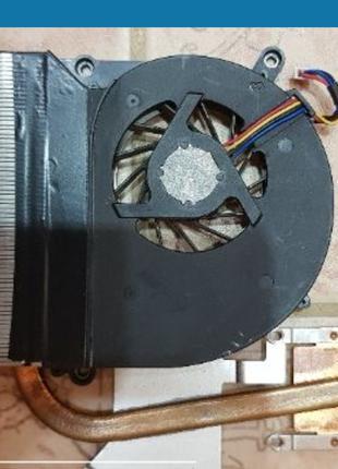 Asus k50ab система охлаждения!