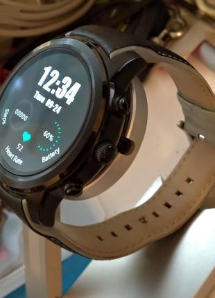 Lemfo LEM5 - хорошие стильные смарт-часы с ANDROID на борту