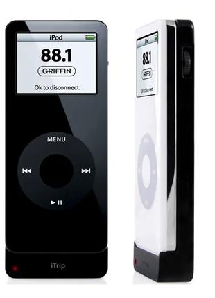 FM передатчик Griffin iTrip для Ipod nano (1и2 Gen).