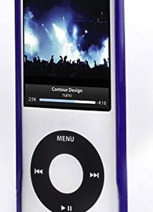Чехол на IPod nano 4gen Countour Flick