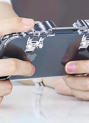 Триггеры UGREENдля Pubg кнопки курки джостик геймпад для телефона