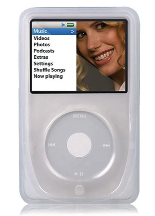 Чехол ISkin Evo3 Apple Ipod Video 60/80Gb