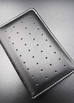 Чехол-книжка C.E.O Card Wallet для IPod Nano 1/2G-черный.