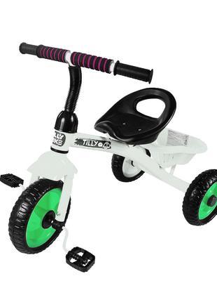 Велосипед Трехколесный Tilly Trike T-315 Белый