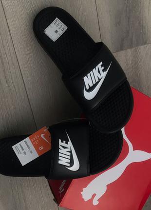 Тапочки Nike originally