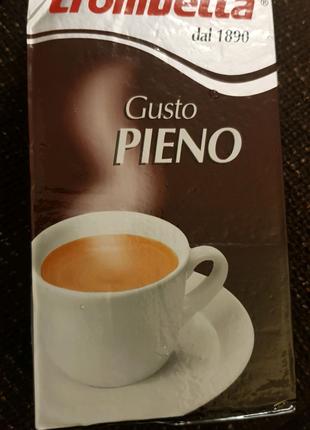 Кофе молотый Trombetta Gusto Pieno