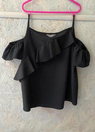 Блуза на плечи primark 11-12л
