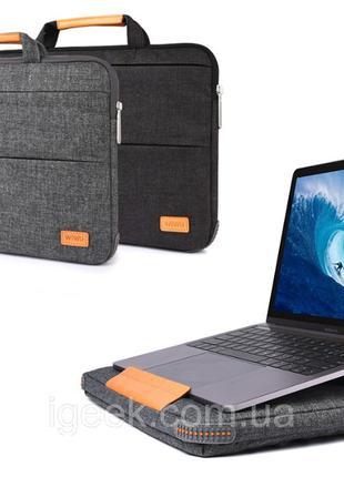 Сумка-чехол для ноутбука MacBook Pro/Air 12/13/14/15/16 дюймов...