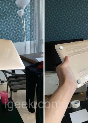 Накладка-чехол на ноутбук MacBook Air/Pro 12/13.3/15.4/16 сумк...