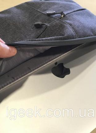 Чехол для ноутбука WIWU MacBook Pro/Air 12/13.3/15.4/16 рюкзак...
