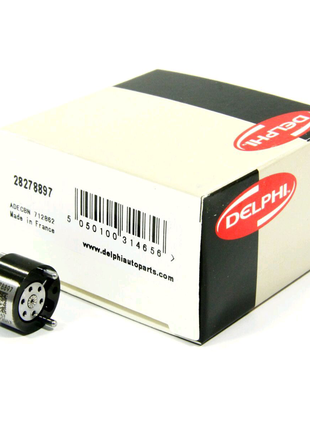 Клапан-мультиплікатор форсунки Delphi 28278897