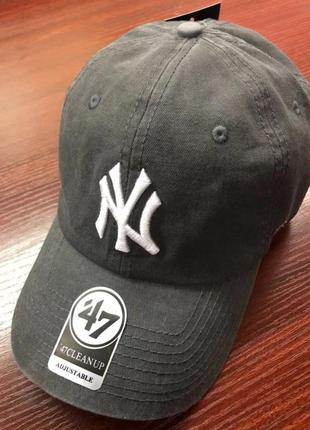Бейсболка кепка new york yankees 47 brand оригинал
