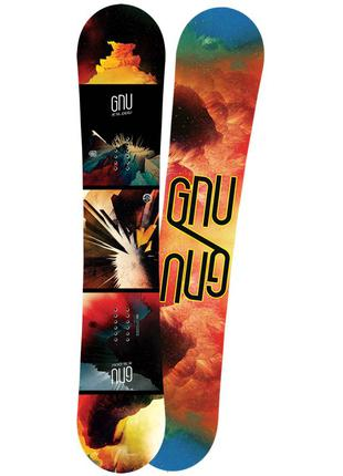 Продаю сноуборд GNU METAL GNURU 2017 / 155 см