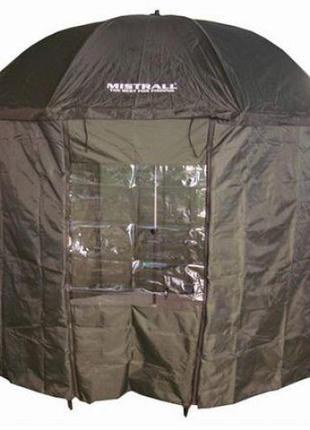 """Зонт-палатка для рыбака STENSON """"Дубок"""" ПВХ d2.5"""