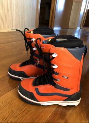 Продаю сноубордичесие мужские ботинки Vans sequel, 42 размера