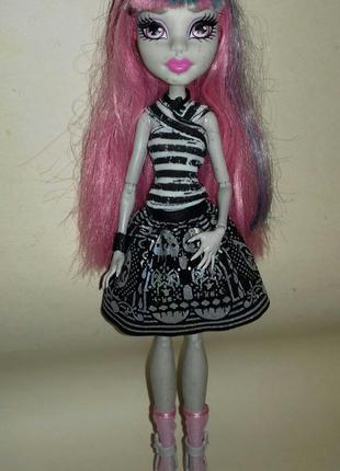 Кукла Монстер Хай Monster High Рошель базовая