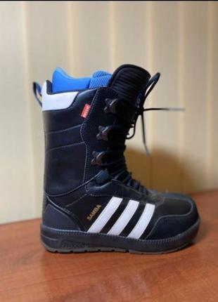 Продаю новые сноубордические мужские ботинки Adidas Samba, 42 раз