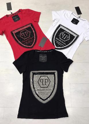 Оригинальная футболка (копия бренд) ФИЛИПП ПЛЕЙН