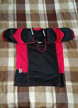 Новая футболка gilbert для регби, американского футбола на 12-...