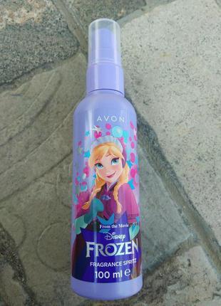 Дитяча ароматична вода-спрей для тіла.Avon