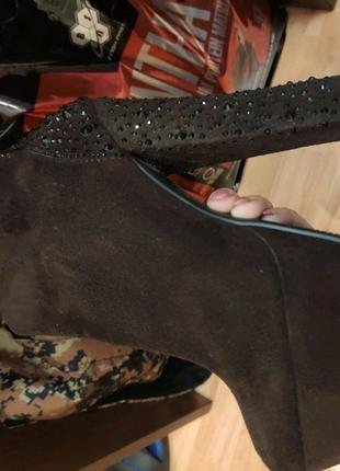 Ботильоны ботинки ботільони ботінки