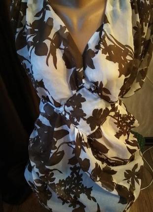 Пляжное платье накидка