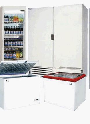 Ремонт, монтаж и обслуживание холодильного оборудования!