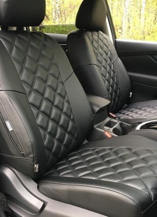 Чехлы на сиденья Экокожа Германия/Аригон Хендай Hyundai
