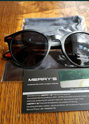 Солнцезащитные очки marri's