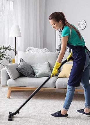 Качественная уборка квартир,домов,офисов,салонов,студий.