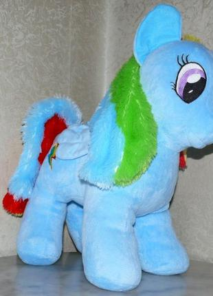 Большая мягкая игрушка - Май Литл Пони Радуга - My Little Pony...