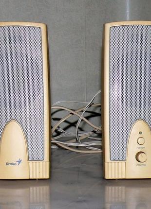 Колонки акустическая система