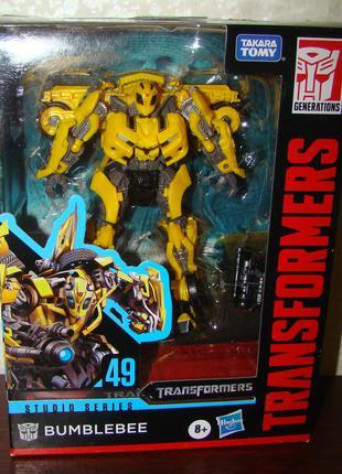 Transformers Studio Series 49 Bumblebee. Hasbro. Бамблби