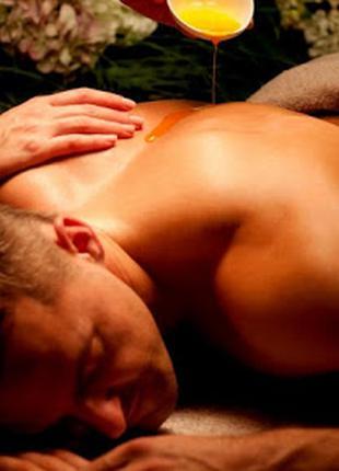 Классический массаж всего тела в центре Львова