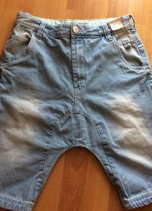 Новые модные джинсовые шорты next