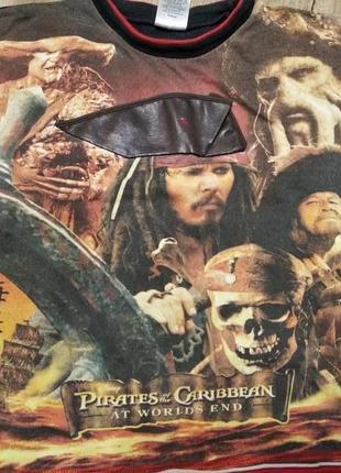 Футболка пираты