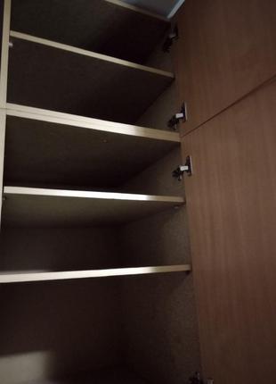 Мебель для спальни. Кровать и шкафы