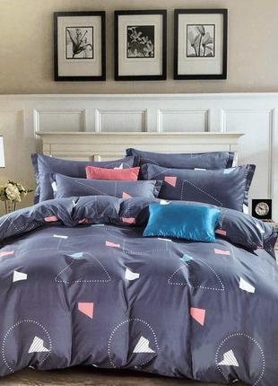 Двухспальное постельное бельё (евро)