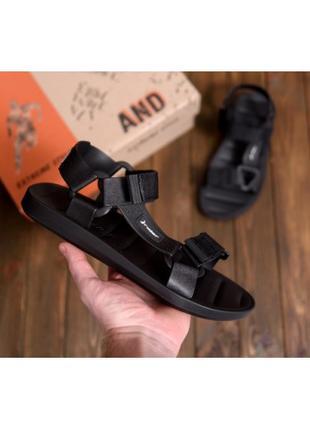 Мужские сандалии Rider RX Black