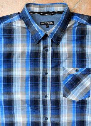 Рубашка avenue размер ххl (56)