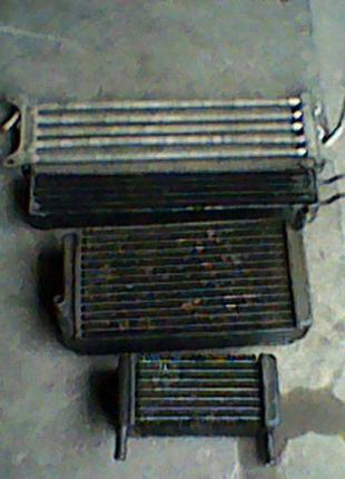 радиаторы печки