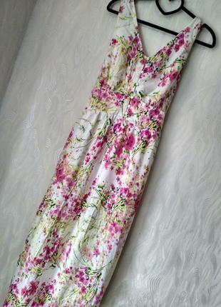 Платье длинное вискоза - много платьев, смотрите